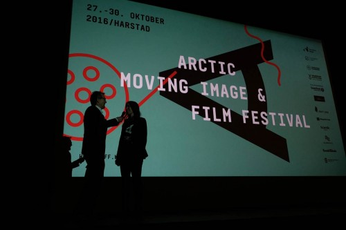 Arctic Moving Image & Film Festival. Image credit: AMIFF